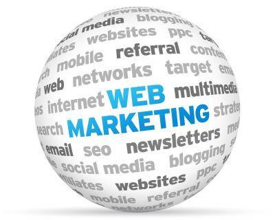 Soutenir son site web avec le webmarketing