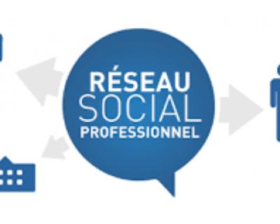Les réseaux sociaux pour les professionnels